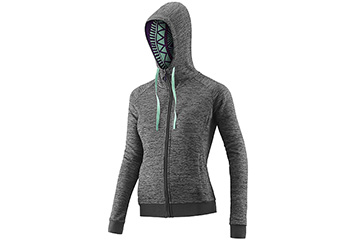 LIV IZZY THERM TEXTURA HOODIE