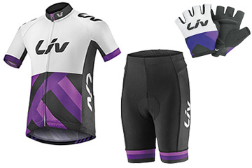 2017 Liv RACE DAY COLLECTION