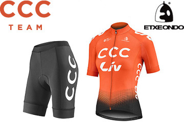 2019 CCC-Liv TEAM COLLECTION