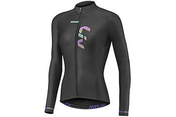 LIV RACE DAY MID-THERMAL LS JERSEY